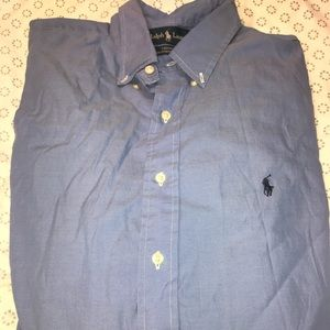Ralph Lauren Yarmouth Button Down Long Sleeves
